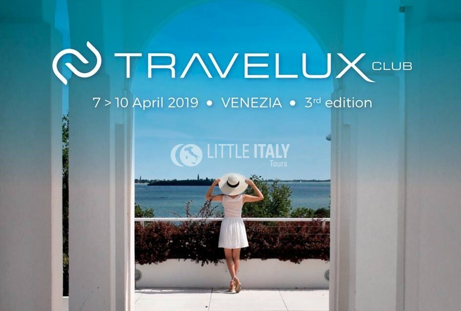 Little Italy Tours at Travelux 2019!